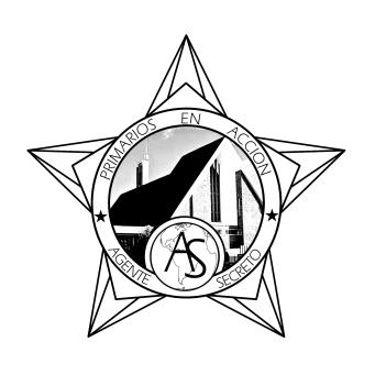 Logo agentes secretos