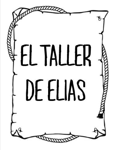 cartel 4 el taller de elías