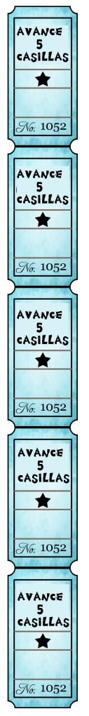 tickets avance 5 casillas